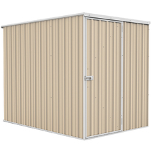 Absco Economy Shed 1.52m x 2.26m in Paper Bark