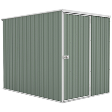 Absco Economy Shed 1.52m x 2.26m in Pale Eucalypt