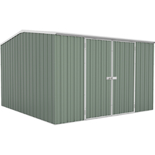 Eco Shed 3m x 2.26m x 1.95m in Green
