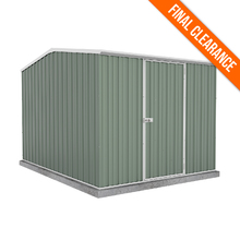 Factory Clearance - Shed 2.26m x 3m in Pale Eucalypt