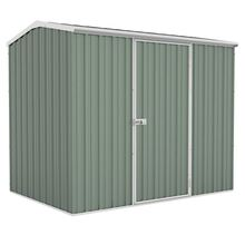 Eco Range Garden Shed 2.26m x 1.52m in Green