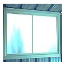 (1 Set) Sliding Perspex Window