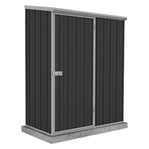 Spacesaver Garden Shed 1.52m x 0.78m in Monument