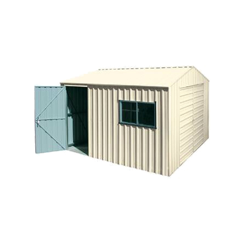 Yardpro Workshop 360B 3.6m x 4.4m Double Hinged Door Colour