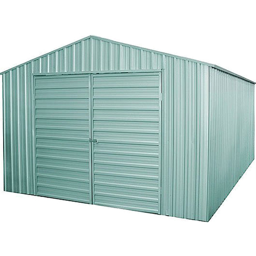 Yardpro Workshop 360B 3.6m x 4.4m in Zinc Cyclonic